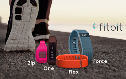 Name 4 new fitness trackers? No sweat.