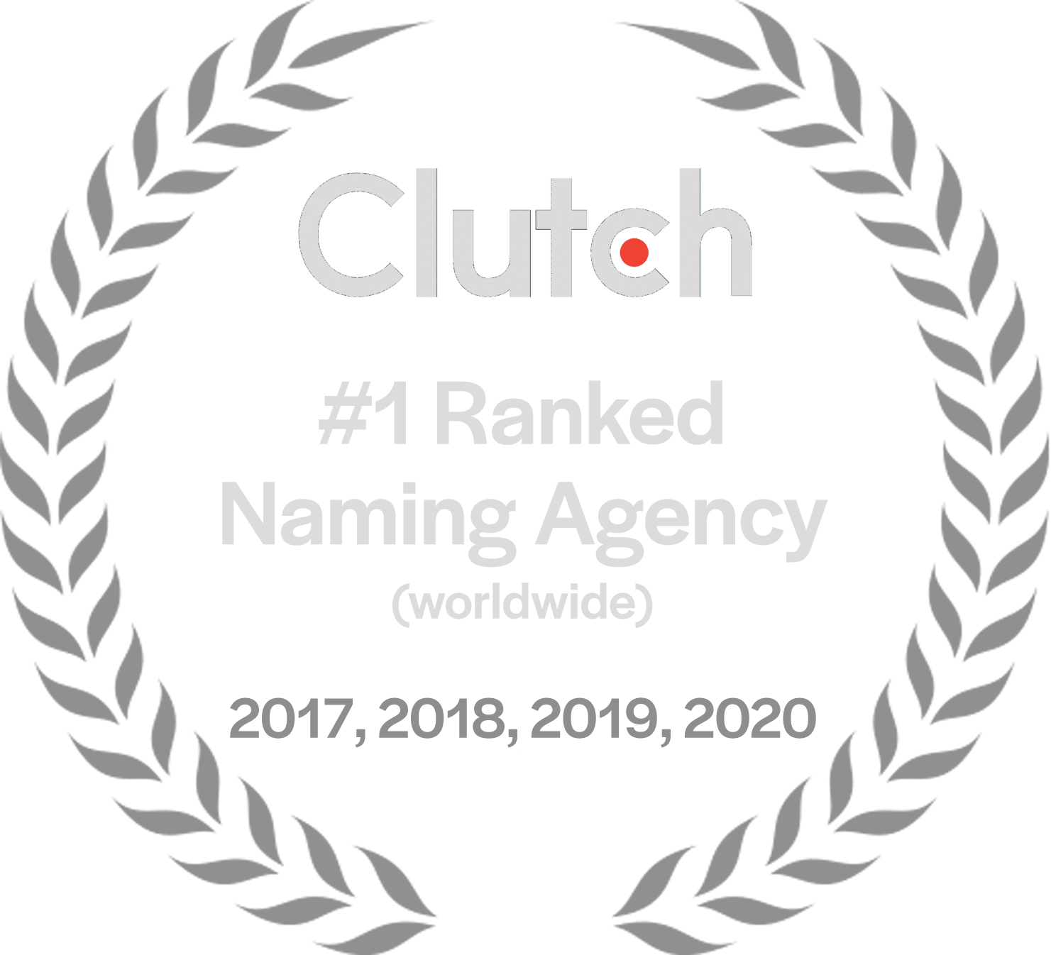 Clutch #1 Ranked Naming Agency